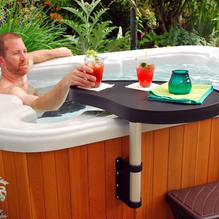 Spa Caddy Hot Tub Side Tray Spadepot Com