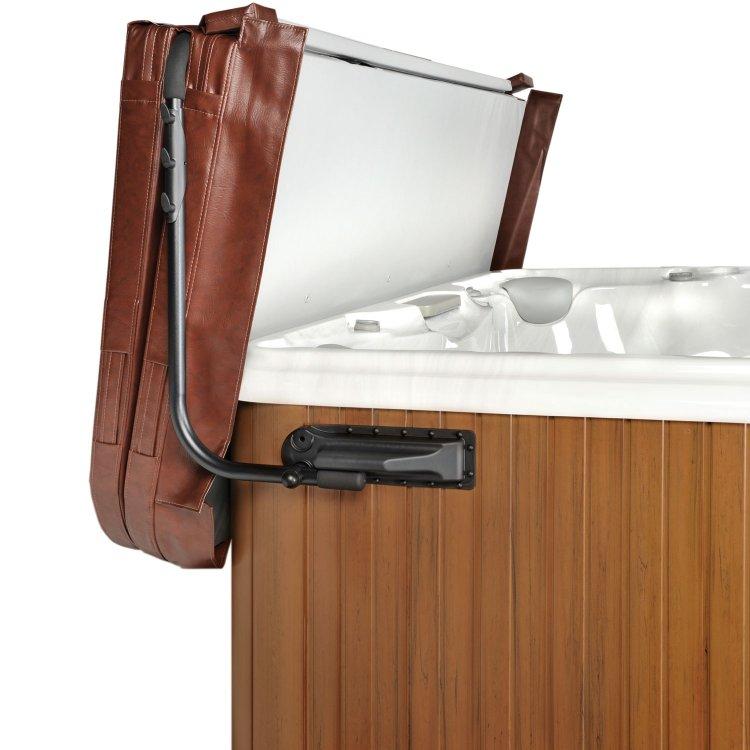 covermate i spa cover lifter. Black Bedroom Furniture Sets. Home Design Ideas