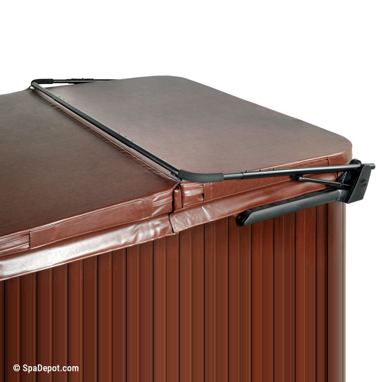 Hot Tub Cover Lift Covermate Iii Hydraulic Spa Cover