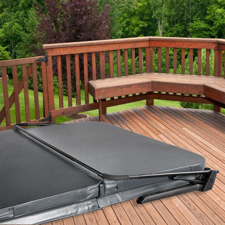 Hot Tub Cover Lifter Covermate Iii Deck Mount Spa Cover