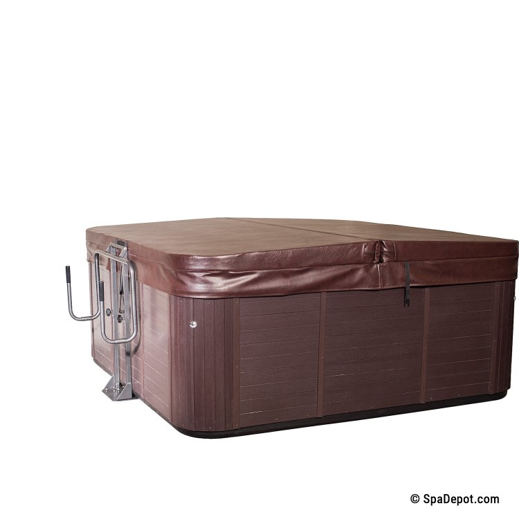 Cover Captain Undermount Spa Cover Lift | SpaDepot.com