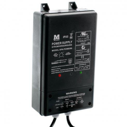 spa stereo 12vdc power supply 120v 240v primary spadepot com rh spadepot com