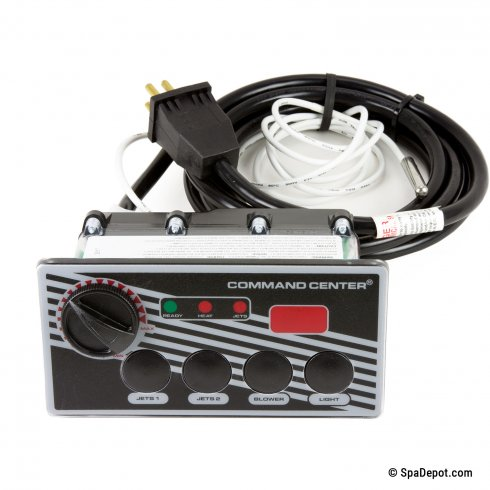 Hot Tub Topside Command Center for Air/Mechanical Systems by ... Leisure Bay Spa Motor Wiring Diagram on