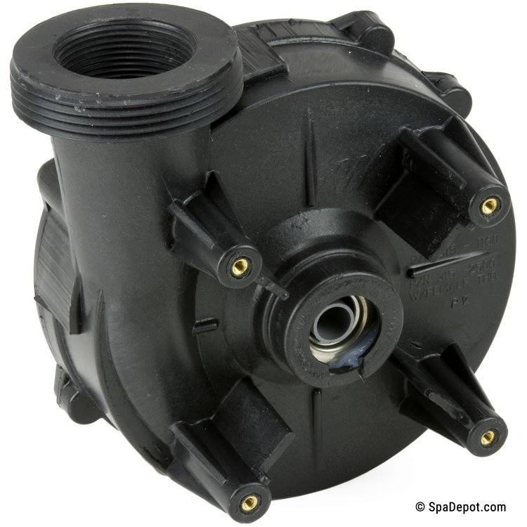 Waterway Hot Tub Wet End Pump 4 Hp Side Discharge 2 Quot In
