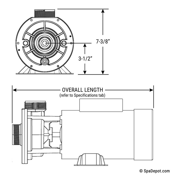 bx4102 C1 1500 B 750x750 spa pump wiring diagram spa heater wiring, 230v single phase  at edmiracle.co