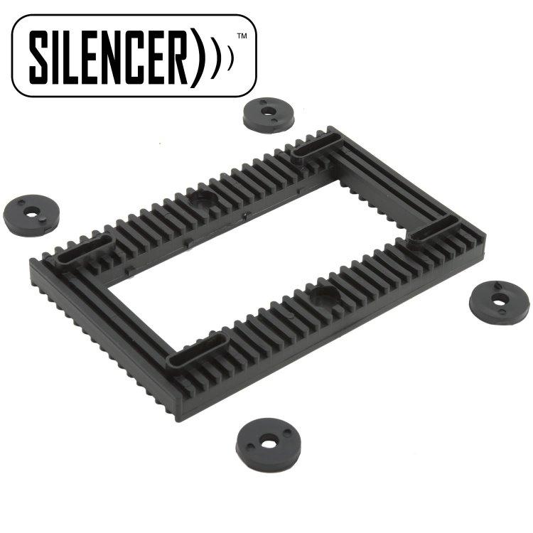 Silencer Anti Vibration Spa Pump Motor Base
