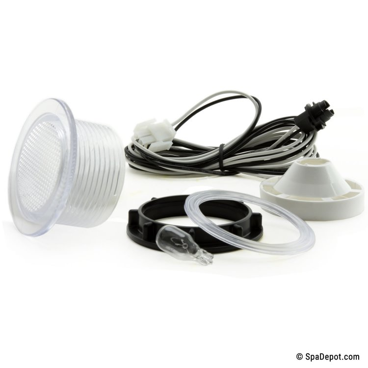 Hot Tub Light Assembly Kit - 12V for 2.5\