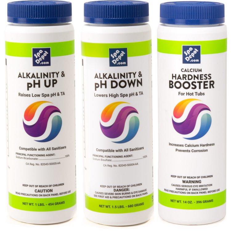Spa Water Balance Pack Spadepot Com