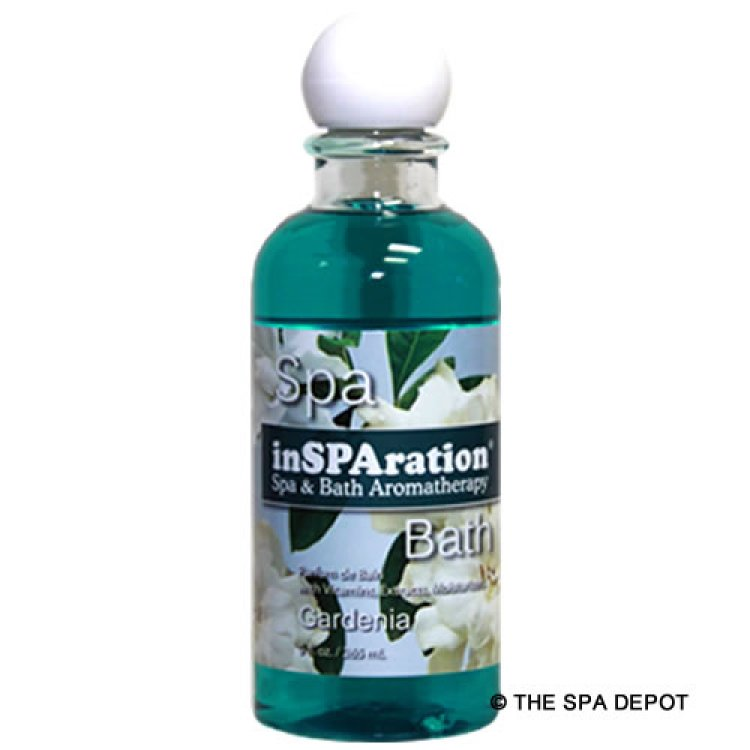 Hot Tub Insparation 9 Oz Liquid Aromatherapy Gardenia