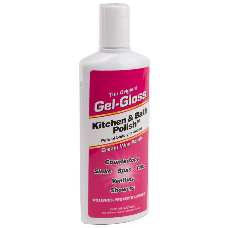 Spa Gel Gloss Cleaner & Polish | SpaDepot.com