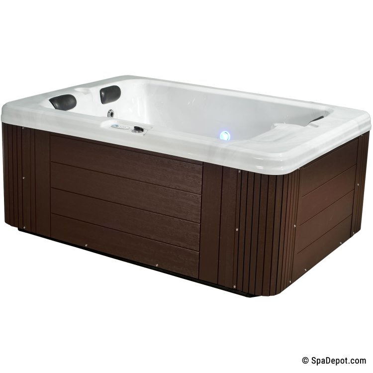 Hot Tubs. Hot tubs have built-in heating elements, so they provide a year-round spot for rest and relaxation. Choosing the right accessories and features turns them into personalized spas.