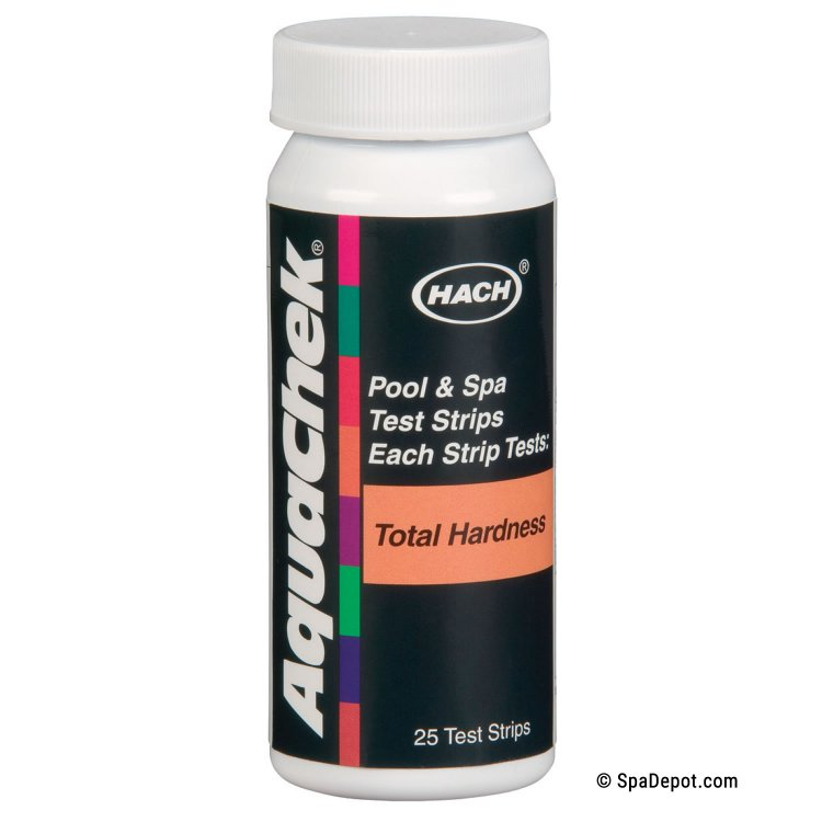 Aquachek Hardness Spa Test Strips Spadepot Com