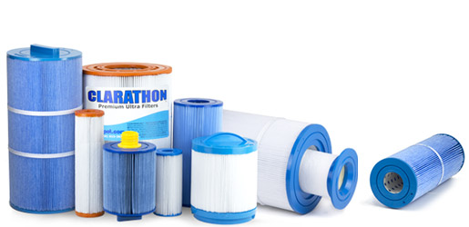 Hot Tub And Spa Filter Cartridges