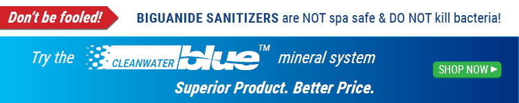 Cleanwater Blue, the better choice.
