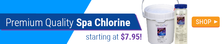 Spa Chlorine Water Treatment